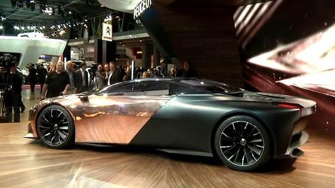 Mondial de l'Auto 2012 : le Top 5 des Concept-Cars