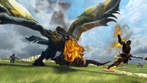Monster Hunter 3 Ultimate - Opening - WiiU 3DS - YouTube