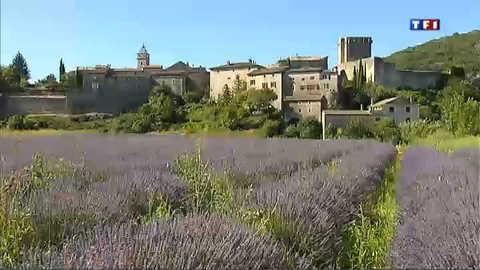 Montclus élu plus beau village de France