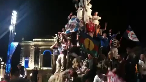Montpellier champion de France !