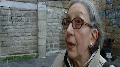 Morandini zap : A 78 ans, elle s'est donnée la mission de nourrir les pigeons car elle connu la faim