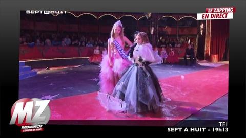 Morandini Zap: A 8 ans, elles participent au concours de mini miss France