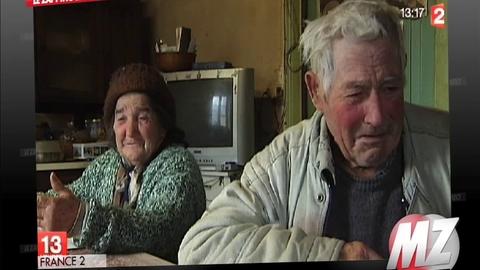 Morandini Zap: Albert et Paulette, retraités agricoles, ont tout perdu après l'incendie de leur ferme