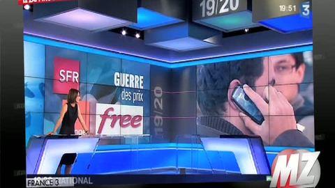 Morandini Zap: Carole Gaessler fait un lapsus en direct sur France 3