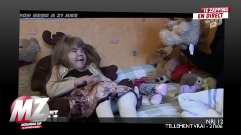Morandini Zap : Ce bébé à 21 ans
