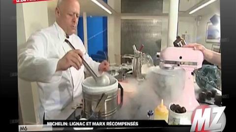 """MORANDINI ZAP : 2 chefs de """"TOP CHEF"""" récompensés par le guide MICHELIN"""
