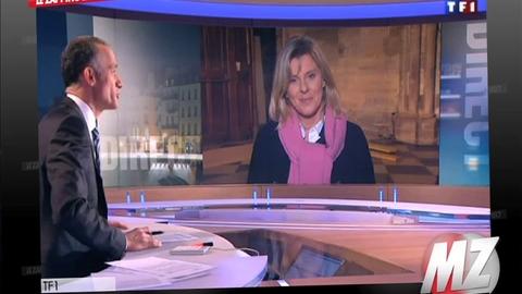 Morandini zap: Les cloches de Notre Dame de Paris démontées en direct sur TF1