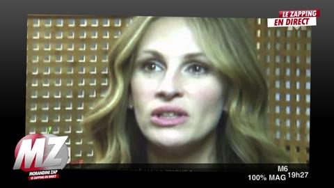 Morandini Zap / Comment les plus belles actrices sont retouchées par la vidéo