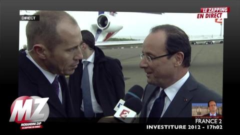 Morandini zap : Coup de micro entre TF1 et France 2