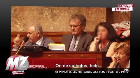 """Morandini Zap """"Un député marseillais se demande comment avoir des places gratuites"""""""