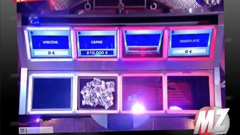 Morandini zap : elles perdent 250 000€ à la première question