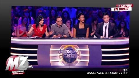 Morandini Zap : Emotion sur le plateau de DANSE AVEC LES STARS