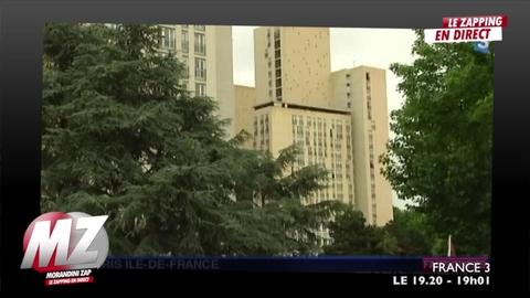 Morandini zap : enfant tombant du 20ème étage