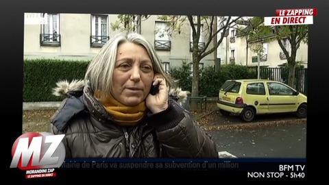 Morandini zap : expulsée, vivant dans la rue, une bonne nouvelle arrive...