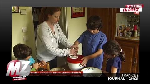 Morandini zap : la famille Perrin face à l'autisme de leur fils