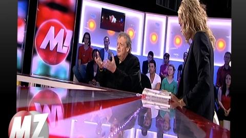 Morandini Zap: Guy Carlier conseille à Franck Ribéry de lire le Bescherelle