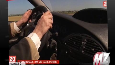 Morandini Zap: Il conduit depuis 25 ans sans permis