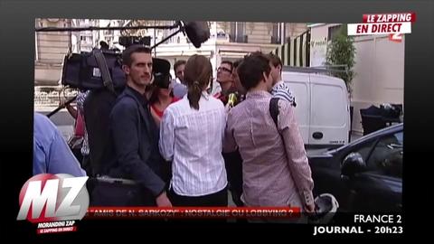 """Morandini Zap: Ils créent une association """"Les Amis de Nicolas Sarkozy"""""""