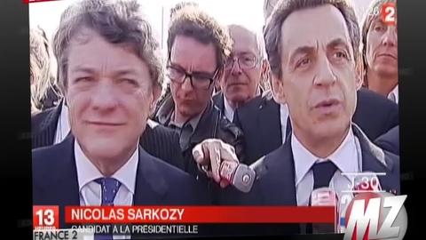 Morandini Zap: Jean-Louis Borloo s'engage publiquement aux côtés de Nicolas Sarkozy