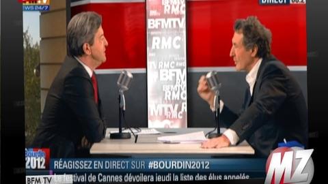 """Morandini Zap/Jean-Luc Mélenchon: """"C'est cuit du côté de Nicolas Sarkozy"""""""