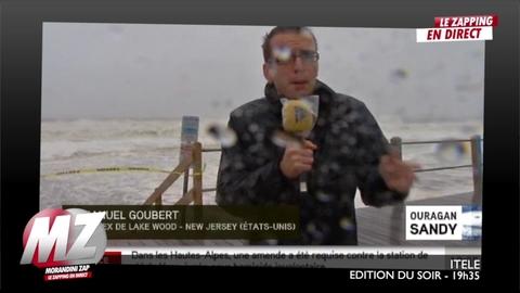 Morandini zap : journaliste en pleine tempête aux USA