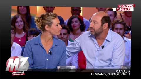Morandini Zap : Kad parle de Jean Luc DELARUE