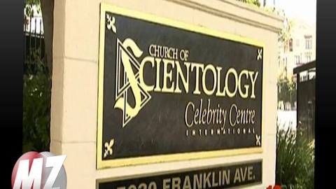 Morandini Zap / Katie Holmes recrute des gardes du corps pour la protéger de l'église de Scientologie