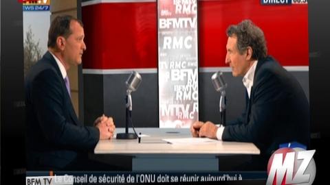 """Morandini Zap/Louis Alliot: """"En France, on se tape la racaille des autres pays"""""""