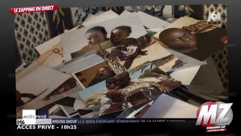 Morandini Zap / M6 a diffusé de reportage sur Mouss Diouf