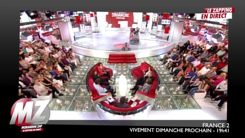 Morandini Zap: Martine Aubry a offert l'une de ses vestes à Anne Roumanoff