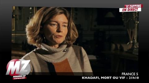 "Morandini Zap/Mouammar Kadhafi: ""Selon moi, Nicolas Sarkozy a un problème mental"""