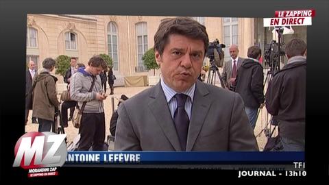Morandini Zap: Nicolas Sarkozy a participé ce matin à son dernier Conseil des ministres