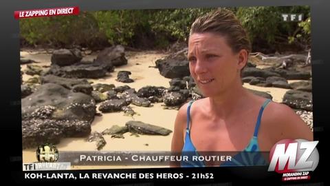 Morandini zap : Patricia furieuse contre les jaunes