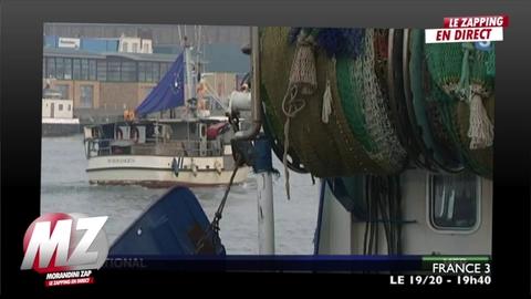 Morandini zap : pèche électrique en Mer du Nord