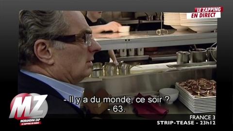 Morandini zap : G.Perrier gueule en cuisine !