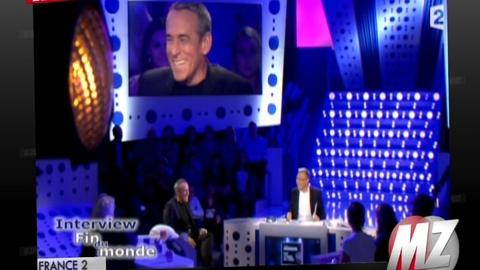 """Morandini Zap /  Pour Thierry ARDISSON """"FOGIEL fait zéro carrière"""""""