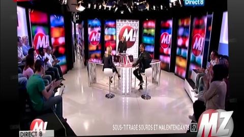 Morandini zap : Le public quitte le plateau