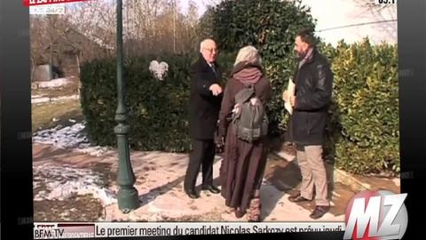 Morandini zap : Quelques milliers de touristes se rendent au village de Saint-Valentin