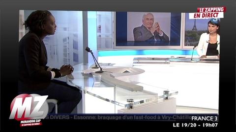 """Morandini zap : Rama Yade : """"La soirée anniversaire de Julien Dray avec DSK... du délire !"""""""