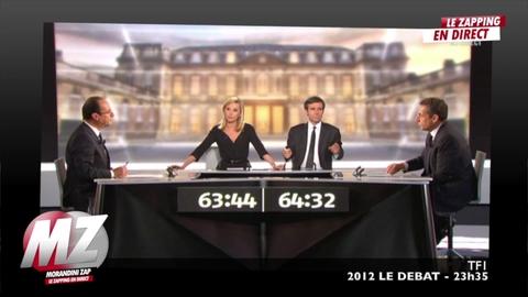 Morandini Zap / Sarkozy parle de DSK