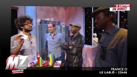"""Morandini Zap: Sébastien Folin propose à ses invités de jouer au """"jeu des capot"""