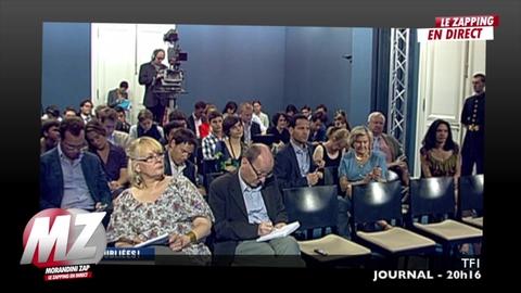 Morandini zap : Sécurité du président, N.V. Belkacem s'explique...