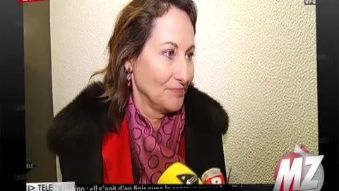Morandini Zap: Ségolène Royal fait du porte-à-porte pour lutter contre l'abstention