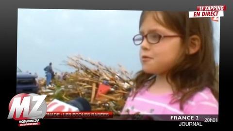Morandini zap : Tornade Oklahoma, les écoles rasées !