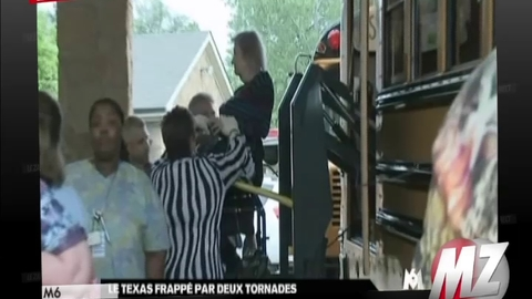 Morandini Zap: Des tornades dévastatrices ont balayé le Texas