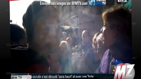 Morandini zap : Valerie Pécresse demande à un militant socialiste de se taire
