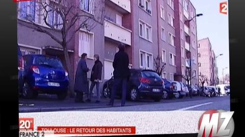 Morandini Zap / Les voisins de Mohamed Mera de retour dans leur quartier