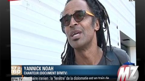 Morandini zap : Yannick Noah se confie sur les attaques concernant son soutien à François Hollande