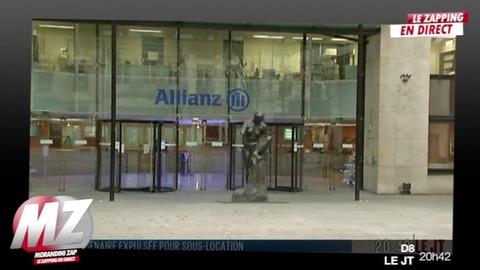 Morani : A 94ans, Allianz l'expulse de chez elle !