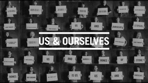 morning parade - Us & Ourselves (Lyric Video)